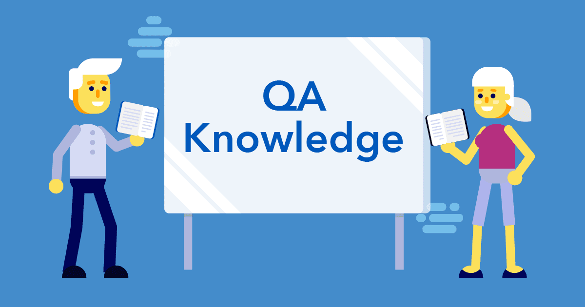 QA knowledge